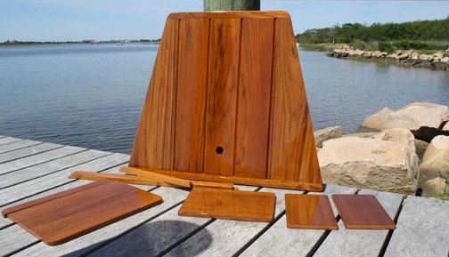 WOOD REPLACEMENT PARTS for vintage Boston Whaler Boats, Fire